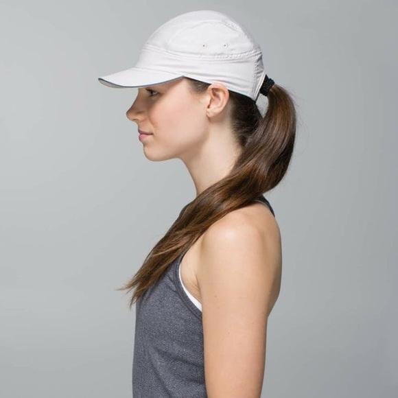 lululemon athletica Accessories - • Lululemon Race To Place Run Hat • f13c4828f528